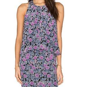 JOIE Everla Silk Floral Print Dress NWOT